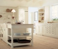Country Kitchens With Italian Style Cream Country Kitchen Decor