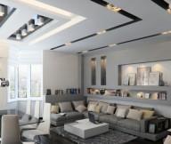 Creative Home Design For Gray Living Room Decor