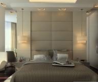 Creative Home Design For Neutral Bedroom White Rug