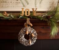 Holiday Diy Mantel Decor Mantel Decor Inspiration