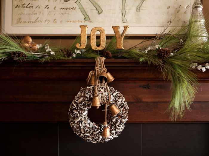 Holiday Diy Mantel Decor Mantel Decor Inspiration