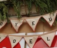 Indoor Decor DIY Christmas Decor Design