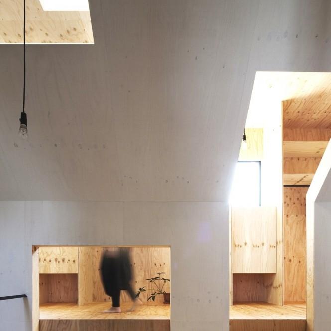 Japanese Minimalism Design Contemporary Interior Minimalist Lamp