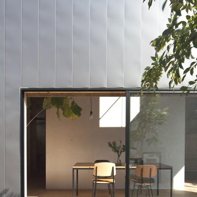 Japanese Minimalism Design Minimalist Work Space Glass Window