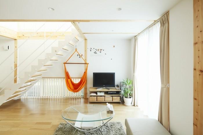 Japanese Style Interior Design For Media Center