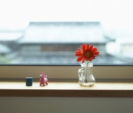 Japanese Style Interior Design Minimalist Design Glass Window