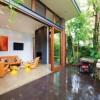 Large Terrace  Patio Courtyard Courtyards Design Ideas