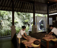 Massaga Space Beautiful Tropical Paradise Wooden Roof