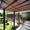 Modern Architecture White Stairs Serene Sun House Ideas