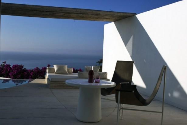 Modern Hotel Encanto For Outdoor Living Room White Sofas