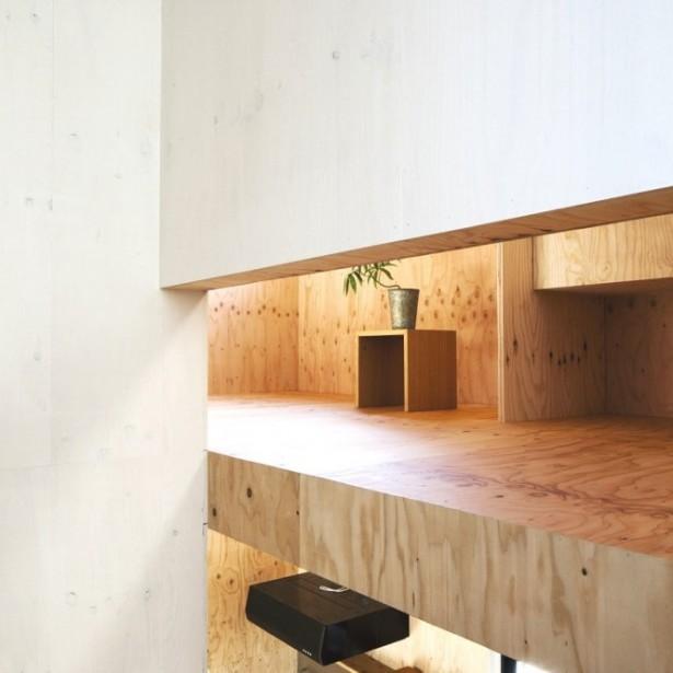 Modern Interior Japanese Minimalism Design  Simple Pot