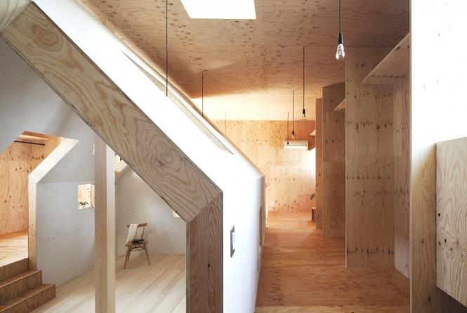 Modern Japanese Interior Japanese Minimalism Design Wooden Floor