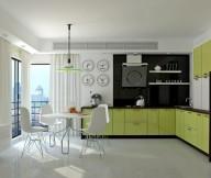 Modern Kitchens Ideas Green Kitchen Units Unique Lamp
