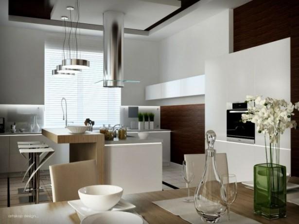 Modern Kitchens Ideas Unique Lamp Contemporary Kitchen