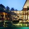 Modern Pool Design Large Pond Serene Sun House Ideas