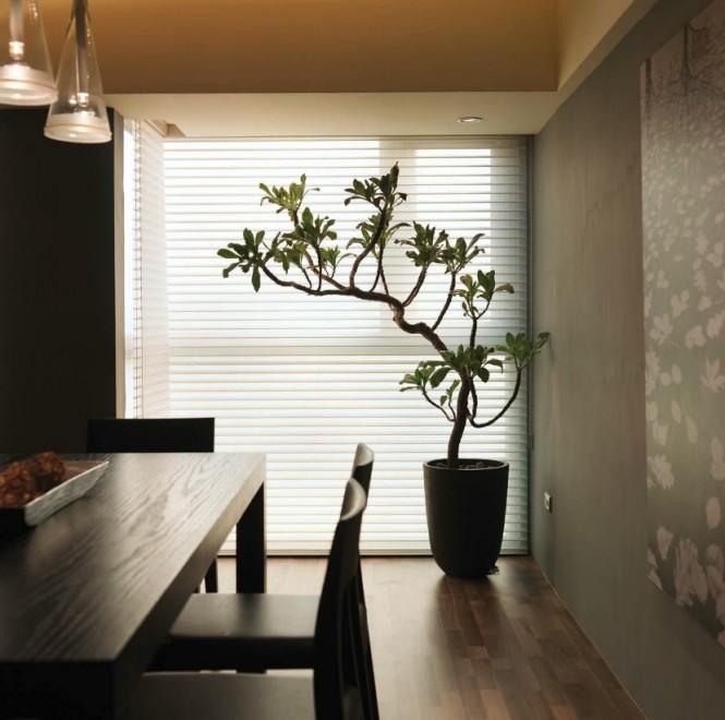 Modern Semi Minimilist Design Dining Room One