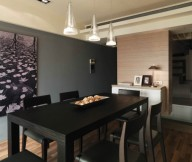Modern Semi Minimilist Design Dining Room Two