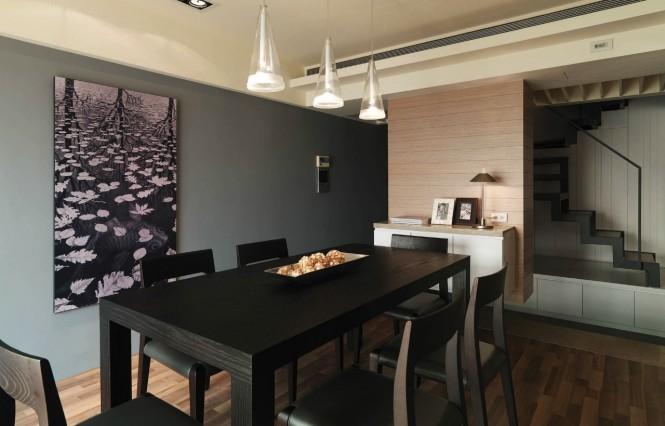Modern Semi Minimilist Design Dining Room Two