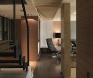 Modern Semi Minimilist Design Living Room View Three