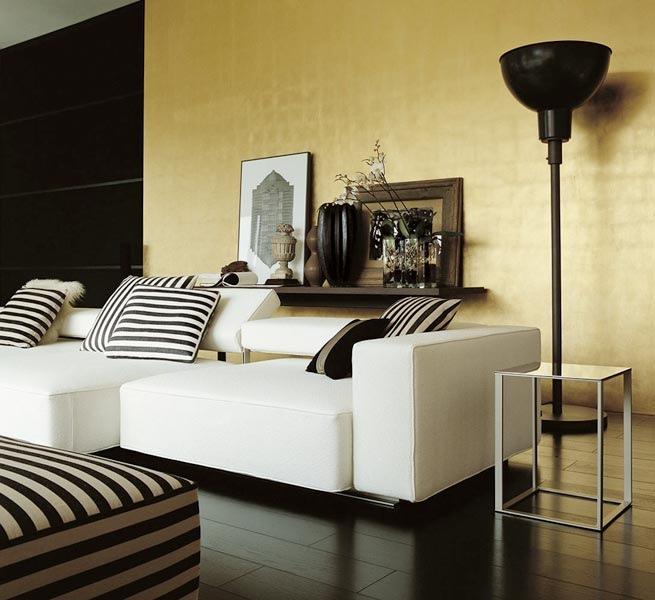 Modern Sofa Ideas For Black White Sofa Design