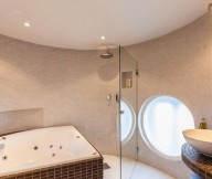 Modern Tile Bathroom Stunning Modern Stockholm Apartment