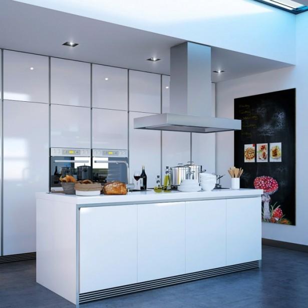 Modern White Kitchen Island Kitchen Island Designs Grey Floor