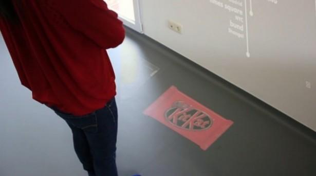Openarch Smart Home Projection Floor