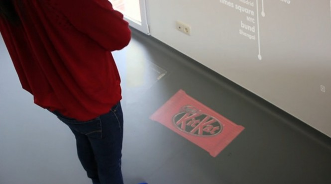 Openarch Smart Home Projection Floor