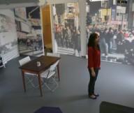 Openarch Smart Home Projection Smart Homes Design Grey Floor
