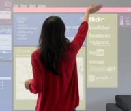 Openarch Smart Home Projection Wall