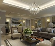 Opulent Classy Living Room Neutral Tones Modern Living Rooms