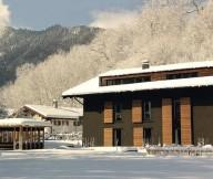 Simple Winter Retreat The Berge Winter Retreat