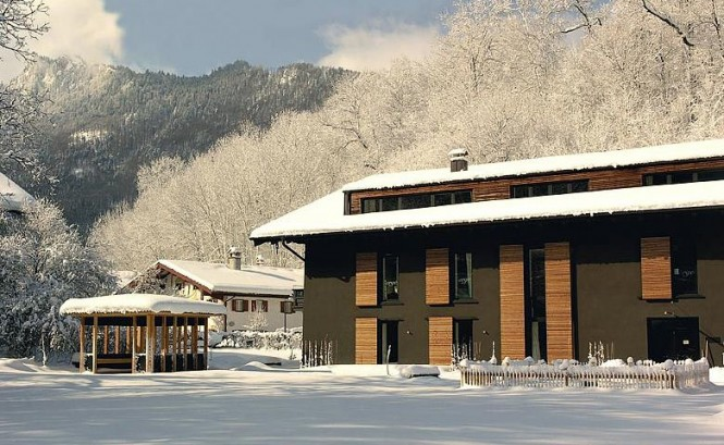Simple Winter Retreat The Berge Winter Retreat