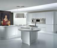 Sleek Modern Kitchen Kitchen Island Designs Unique Lamp
