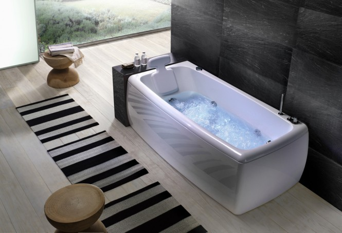 Soft Angles Bathtub Beautiful Bathtubs Design