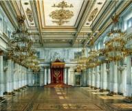 St George Hall Opulent Grand Russian Palace Ornate Opulence
