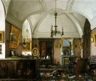 Study Russian Palace Masculine Opulent Ornate Opulence