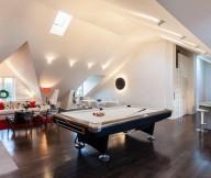 Stunning Modern Stockholm Apartment Swedish Urban Loft Smart Lighting