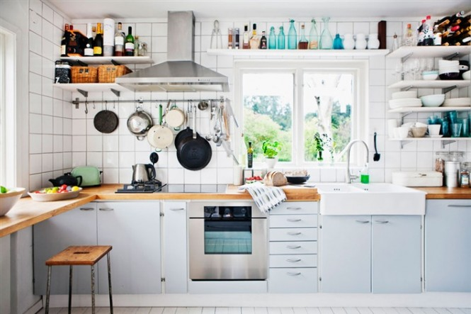 Impressive White Kitchen Shelves 665 x 443 · 67 kB · jpeg