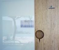White Wall Wooden Wall Modern Hotel Encanto Deign