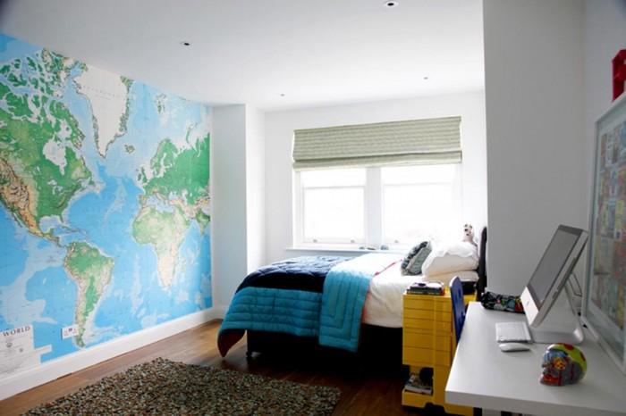Wooden Floor Modern Victorian Home White Wall Ideas