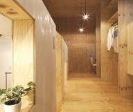 Wooden Interior Japanese Minimalism Design  Ideas