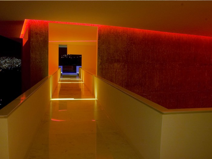 Yellow Orange Lighting Modern Hotel Encanto Ideas