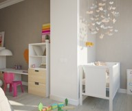 Young Family Apartment Bedroom Childs Apartment For A Young Family