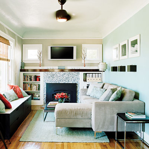 Decorating small living rooms without much trouble at all