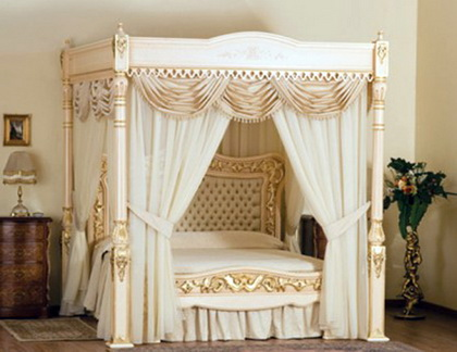 canopy bedroom furniture