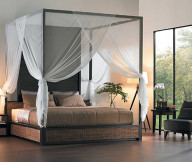 canopy bedroom furniture2