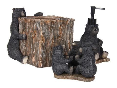 log cabin bathroom accessories sets1