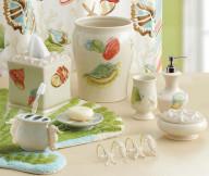 croscill bathroom accessories sets