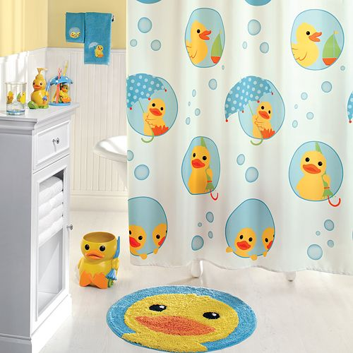 Duck Bathroom Decor Ideas : Rubber ducky bathroom accessories kvriver